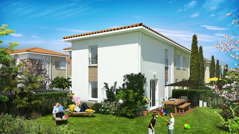 Programme immobilier neuf CASTANET TOLOSAN