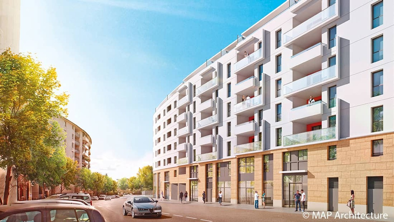 Programme immobilier neuf Excellence Méjanes