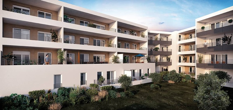 Programme immobilier neuf NIMES