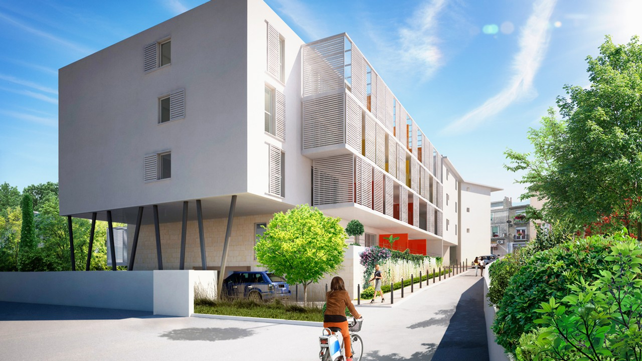 Istres village programme immobilier neuf istres for Programme immobilier neuf