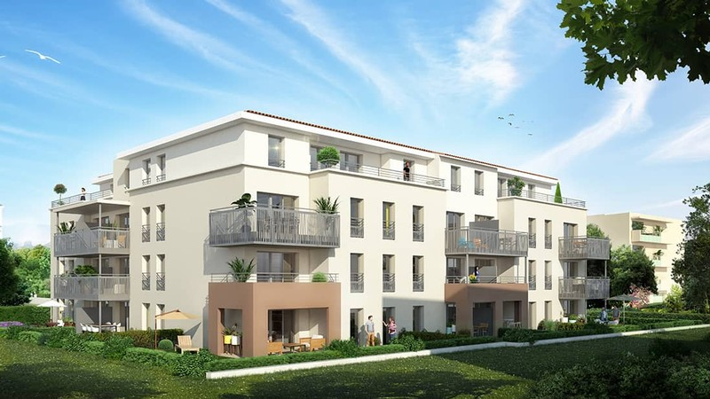 Programme immobilier neuf SIX FOURS LES PLAGES