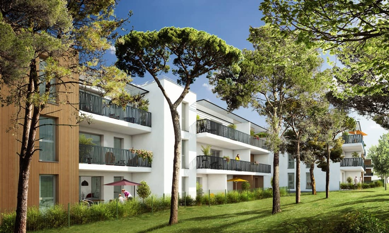 Programme immobilier neuf Le Clos des Oliviers
