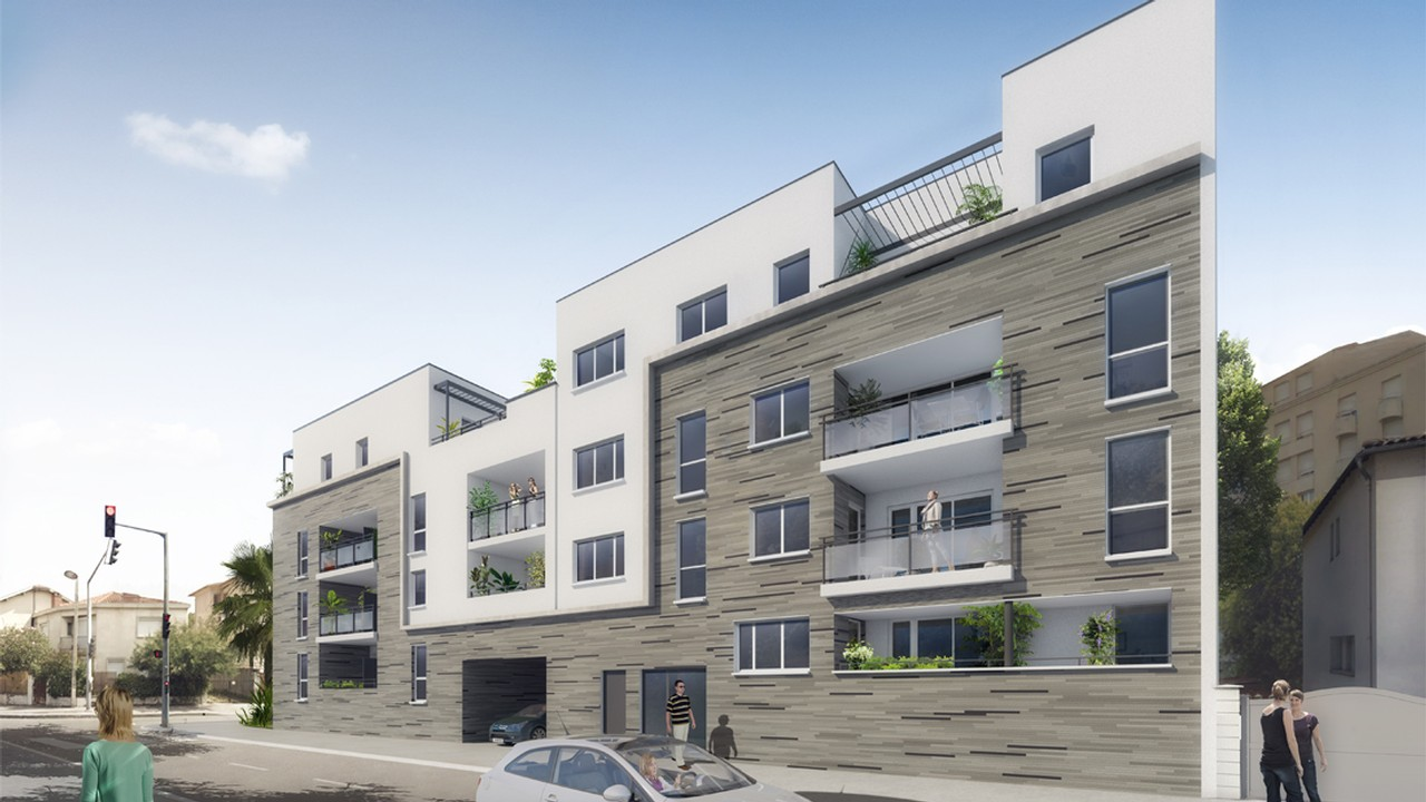 Programme immobilier neuf Le Briand II