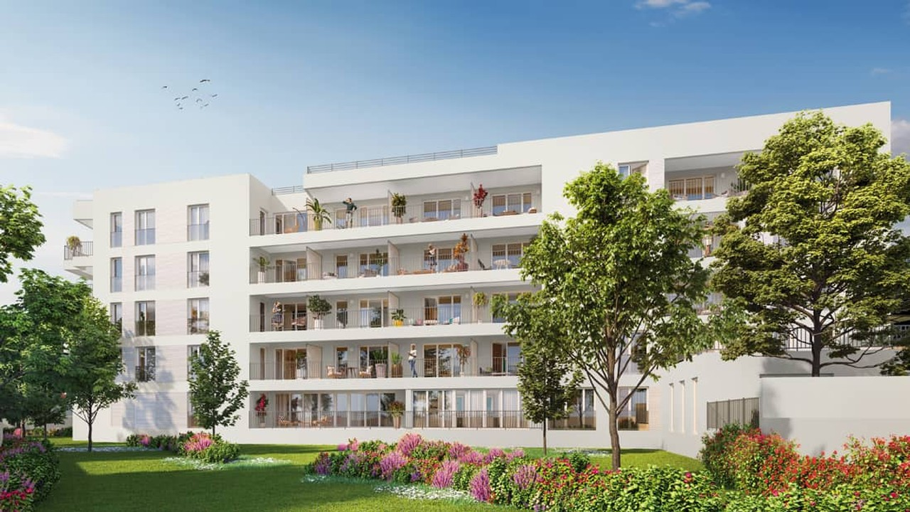 Programme immobilier neuf Chante Perdrix Park