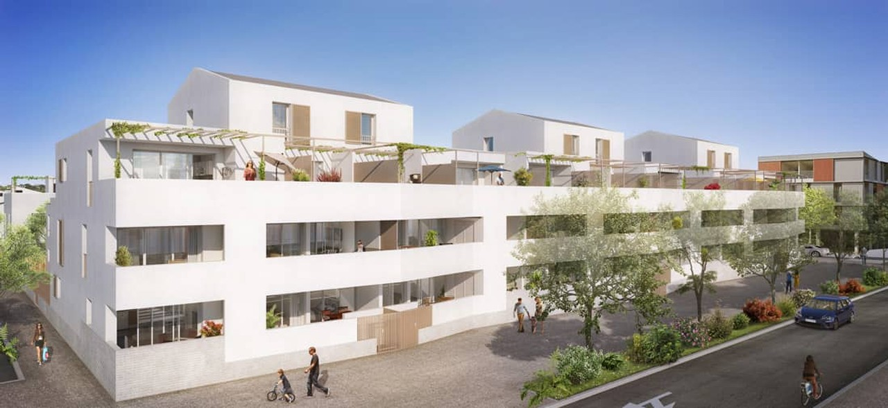 Programme immobilier neuf Urban Lodge - Les Appartements