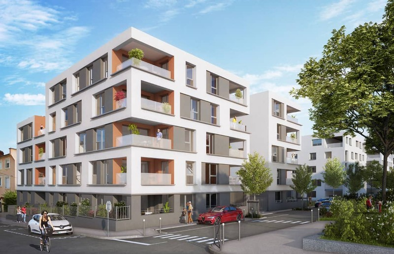 Programme immobilier neuf VÉNISSIEUX